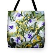 Divine Blooms-21172 Tote Bag