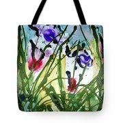 Divine Blooms-21174 Tote Bag