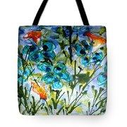 Divine Blooms-21180 Tote Bag