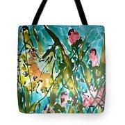 Divine Blooms-21191 Tote Bag