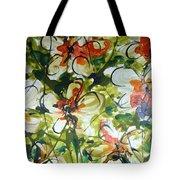 Divine Blooms-21203 Tote Bag