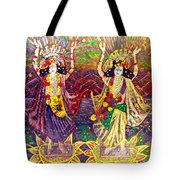 Divine Celebration Tote Bag