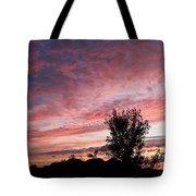 Divine Dawn Tote Bag