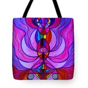Divine Feminine Activation Tote Bag