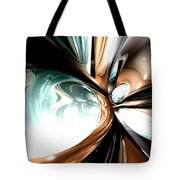 Divine Flavor Abstract Tote Bag