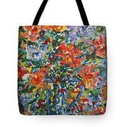 Divine Happiness. Tote Bag