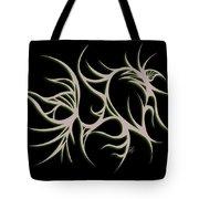Divine Havoc Tote Bag