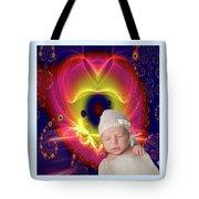 Divine Heart/bigstock - 92883674 Baby Tote Bag