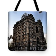 Divine Lorraine Hotel Tote Bag by Bill Cannon