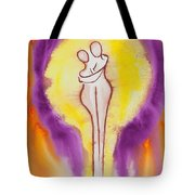 Divine Love Series No. 2082 Tote Bag