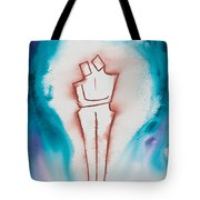 Divine Love Series No. 2083 Tote Bag
