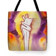 Divine Love Series No. 2084 Tote Bag