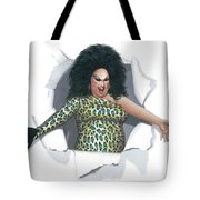 Divine Pop Out Tote Bag