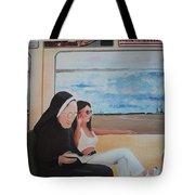 Divine Secrets Tote Bag