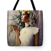 Divine Whisper Tote Bag