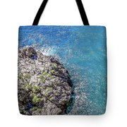 Diving In Italy Tote Bag