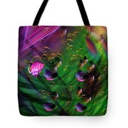 Diving The Reef Series - Hallucinations Tote Bag