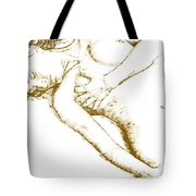 Divinity Tote Bag by Richard Young