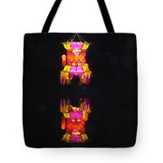 Diwali Refection Tote Bag