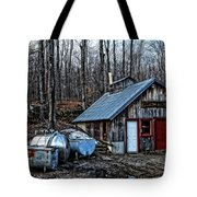 Dix Family Sugar House Tote Bag