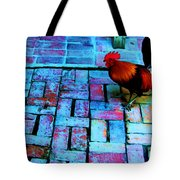 Dixie Chicken Tote Bag