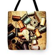 Diy Vintage Fashion Design Tote Bag