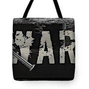 Diy Warrior Tote Bag