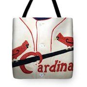 Dizzy Dean And The Gashouse Gang Tote Bag