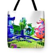 Dizzy Dragon Ride 1 Tote Bag