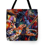 Dizzy Gillespie Tote Bag