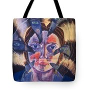 Dizzy Lady Tote Bag