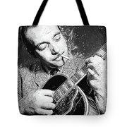 Django Reinhardt Tote Bag