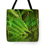 Djungle Tote Bag