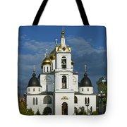 Dmitrov. Assumption Cathedral. Tote Bag
