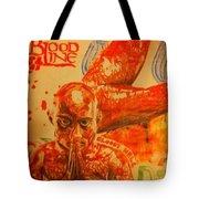 Dmx - Flesh Of My Flesh, Blood Of My Blood Tote Bag