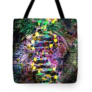 Dna Dreaming 7 Tote Bag