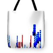 Dna Slide Tote Bag by Methune Hively