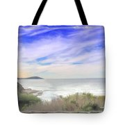 Do-00018 Look Out At Terrigal Tote Bag