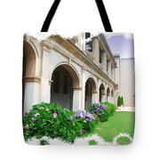 Do-00050 Sofitel Mansion In Werribee Tote Bag