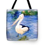 Do-00088 Pelican Tote Bag