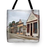 Do-00098 Town Centre - Sovereign Hill Tote Bag