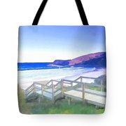Do-00103 Frasier Beach Tote Bag