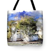 Do-00118 Gazebo Tote Bag
