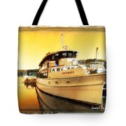 Do-00234 Lady Kendall In Sunset Tote Bag