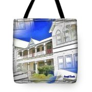 Do-00270 Dreamy Front Of Peppers Convent Tote Bag