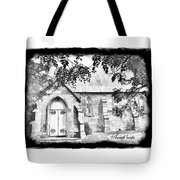 Do-00273 St John Church Tote Bag