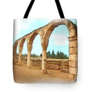 Do-00303 Arcades In Anjar Tote Bag