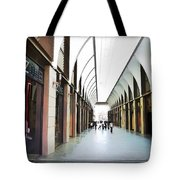 Do-00355 New Market In Downtown Tote Bag