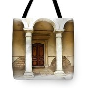 Do-00360 St George Orthodox Church Tote Bag