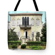 Do-00461 Yazbeck Palace Tote Bag